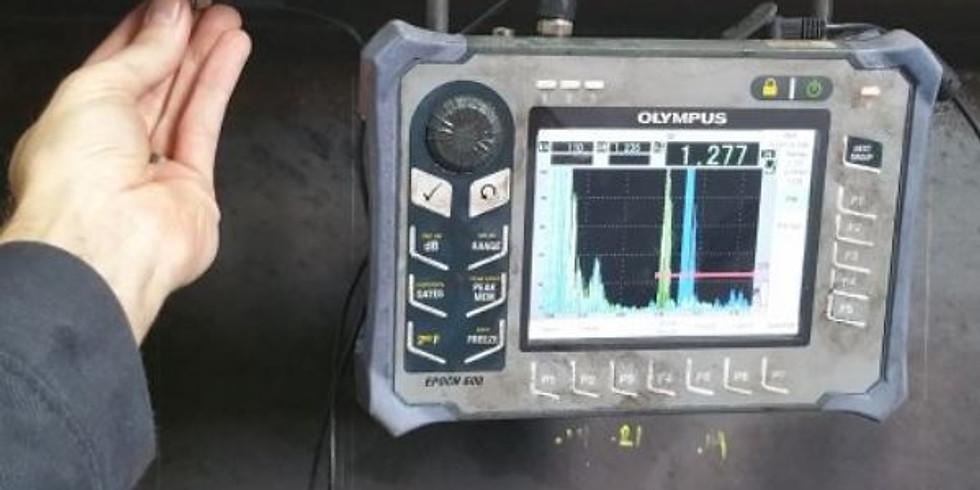 Ultrasonic Testing Level 1