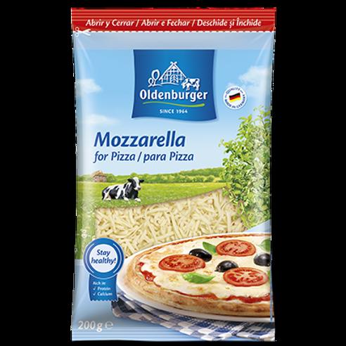 Mozzarella ger.