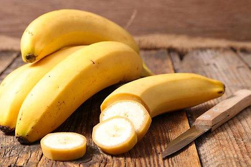Kolumbische Ivor. Bananen