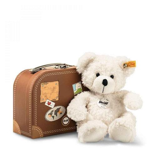 Steiff Teddybär Lotte mit Koffer