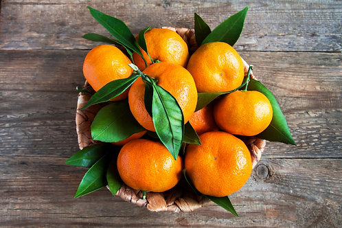 Spanische Mandarinen