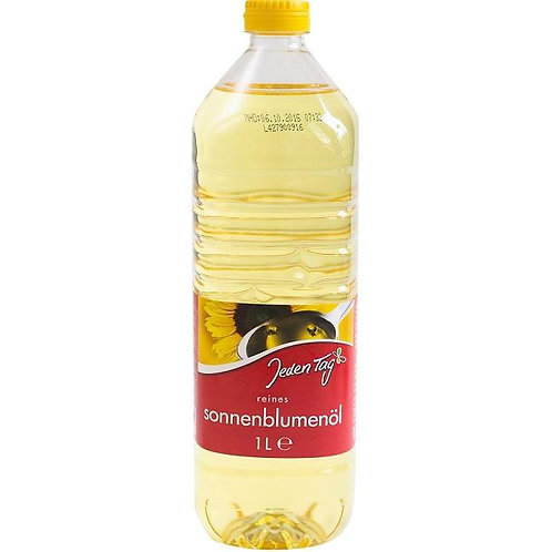 JT Sonnenblumenöl