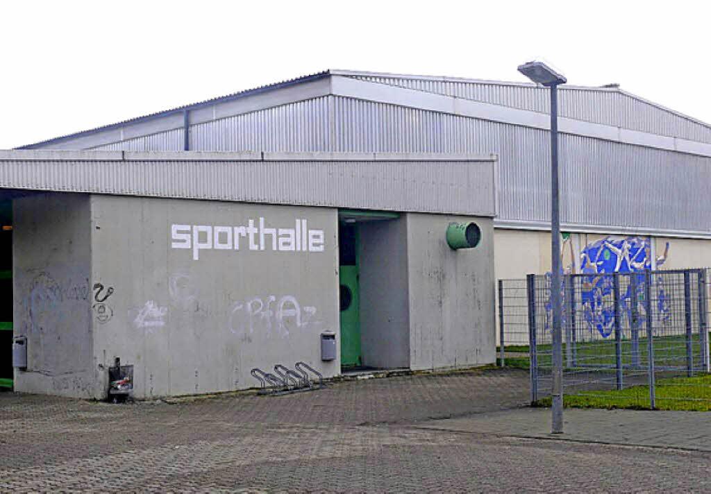 Sporthalle Schule