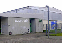 Sporthalle Schule