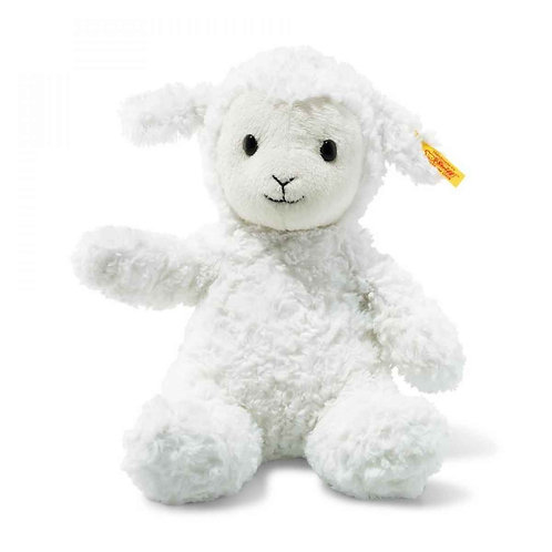 Steiff Fuzzy Lamm
