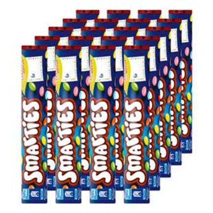 Nestle Smarties Riesenrolle 130 g, 20er Pack