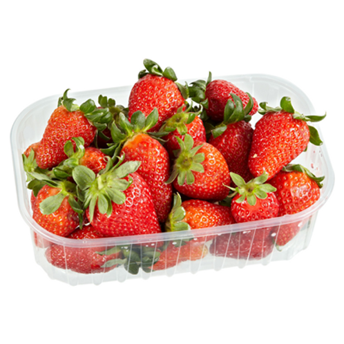 Spanische Erdbeeren