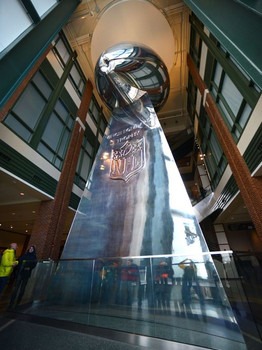 Green Bay Packers Lombardi Trophy