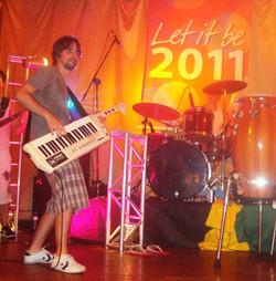 Reveillon 2011. Carlos Bronson.