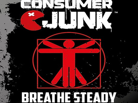 Consumer Junk™ releases new single 'Breathe Steady'