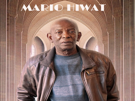Mario Hiwat releases new album 'Live at Walboomers'