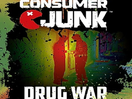 Consumer Junk releases their new single 'Drug War'