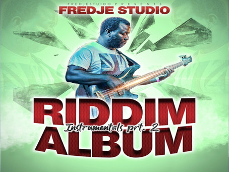 Fredje Studio releases 'Riddim Album part 2'