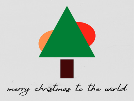 Evan David Warner releases 'Merry Christmas To The World'