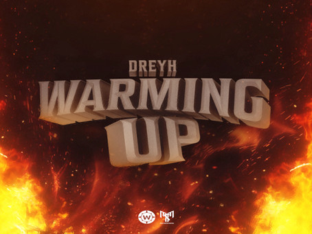 Dreyh releast nieuwe album 'Warming Up'