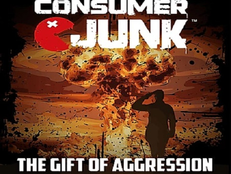 Consumer Junk has released their new song 'The Gift of Aggression'