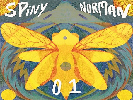 Spiny Norman releases their debut EP album '01'