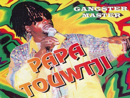 Papa Touwtjie releast classic album 'Gangster Master' (1996)