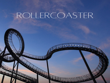 Evan David Warner releases cover of 'Rollercoaster'