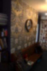 Wallpaper, seamsfine, buckinghamshire interiors, oxfordshire interiors, William Morris, wililam morris wallpaper, Chilton, Long Crendon, Bicester, Haddenham