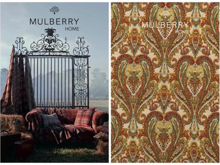 Mulberry Home Bohemian Romance