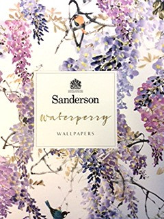 Locally inspired Wallpaper Collection by Sanderson!