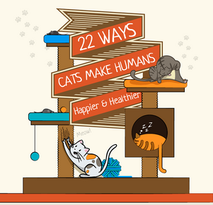 22 Ways Cats Make Our Lives Happier And Healthier