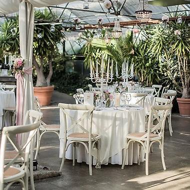 Tischdeko-Hochzeit-Muenchen-alte-Gaertne