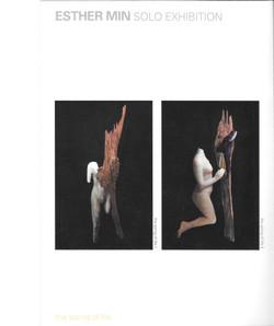 2009 Esther Min Exhibition (Gallery Jireh, Korea).2
