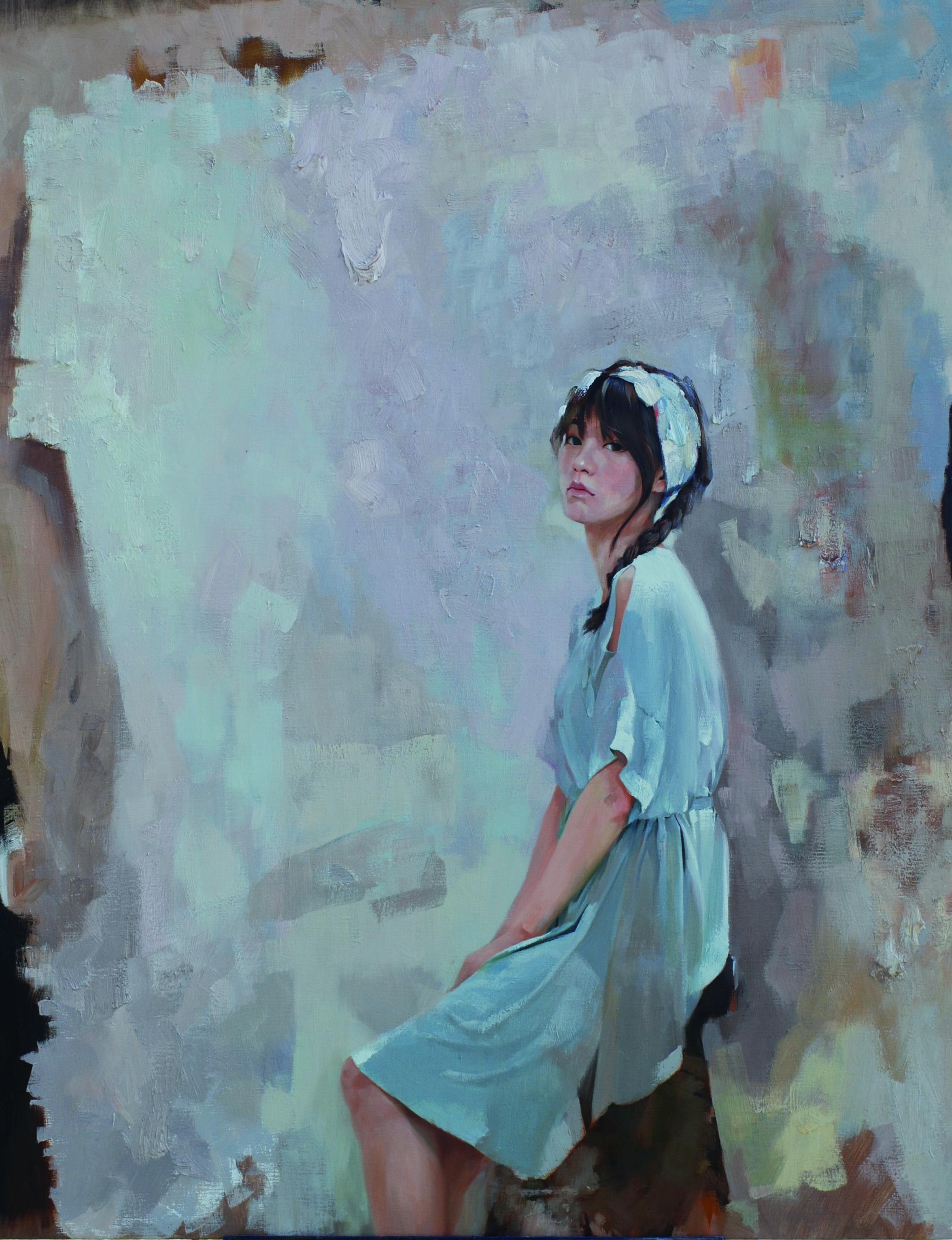 또 다른 시선  112.1x145.5cm Oil on Canvas