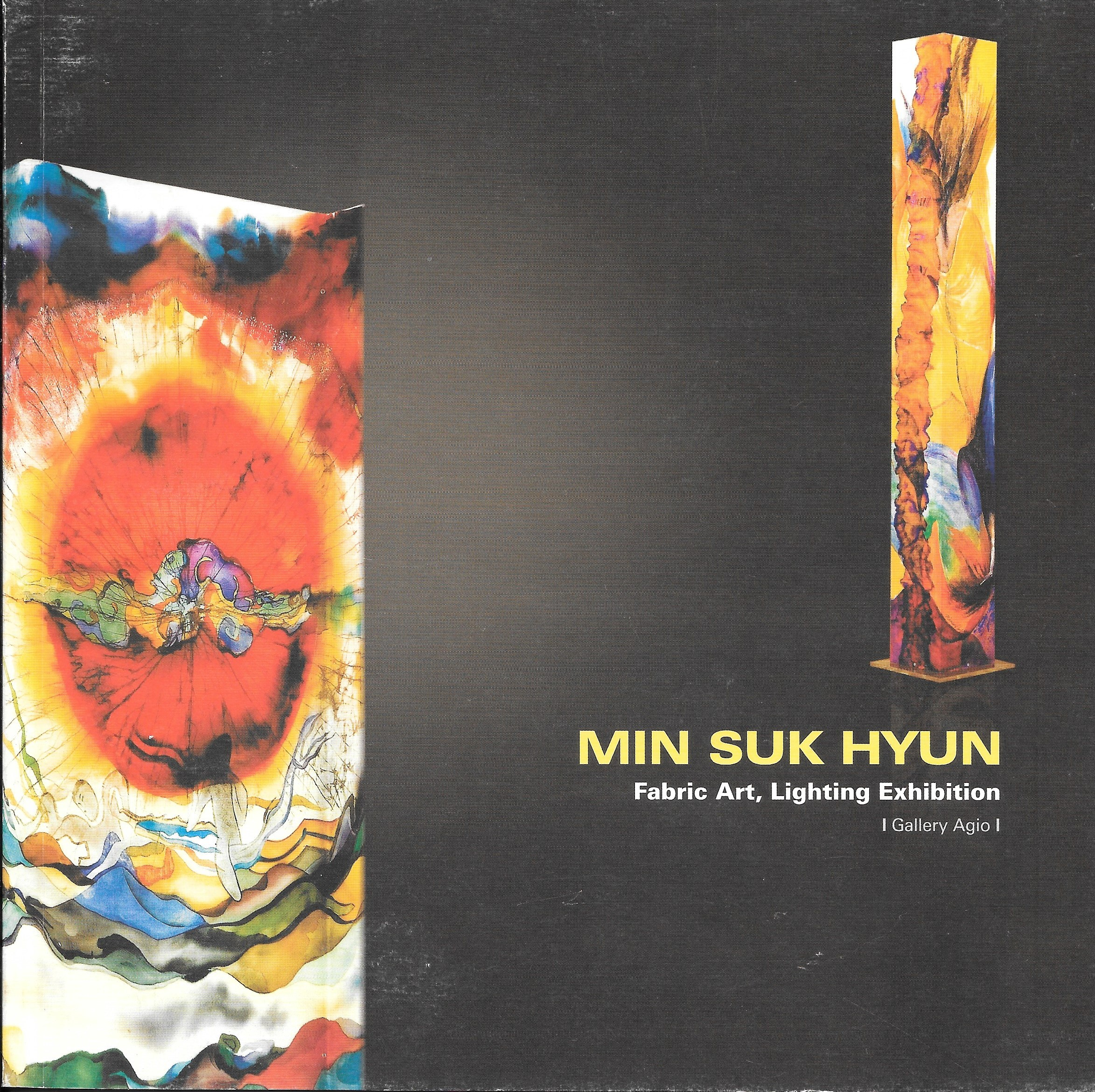 2006 Min sukhyun-Fabric Art, Lighting Exhibition
