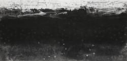 내적시선, 장지에 채색, 194 x 95cm