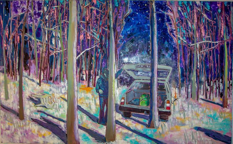 I nattskogen