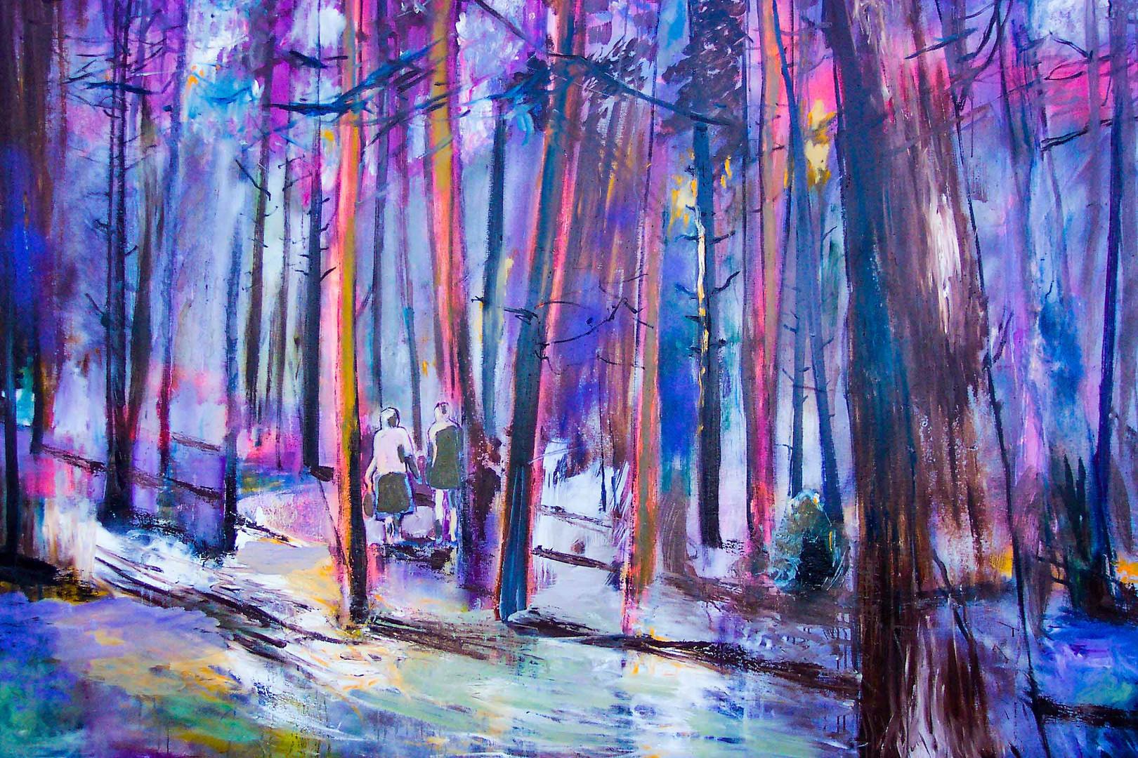 Samtal i skogen