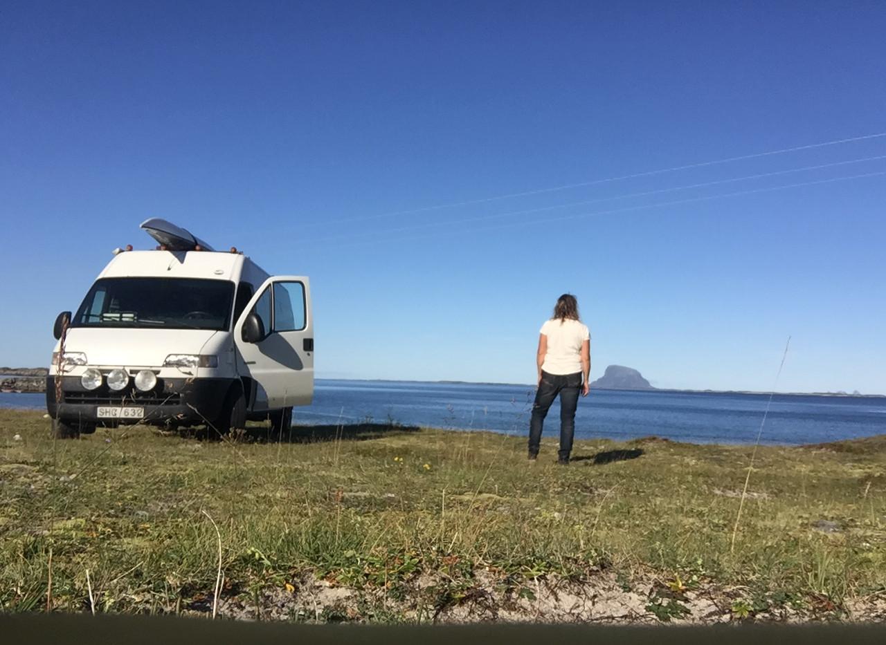 Tomma. Helgelandskysten