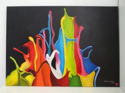 La danse des peintures 1ère version