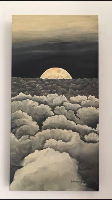 Nuage de Lune