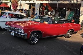 Tom & Glenda Hargrave 1965 Chevrolet Imp