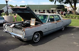 Michael Marvin 1967 Plymouth Fury III.we