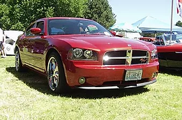 Mickie & Janet Deccio 2006 Dodge Charger