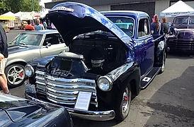 Dee & Jerry Haun 1950 Chevrolet 3100.web