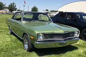 Craig Mauer - 1973 Dodge Dart Swinger.we