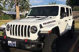 Brian & Melissa Carlyle 2019 Jeep Rubico