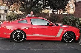 Steve & Lynette Ciarlo 2013 Ford Mustang
