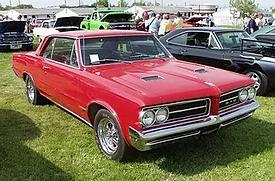 Lyle & Fran Boylan 1964 Pontiac GTO.webp