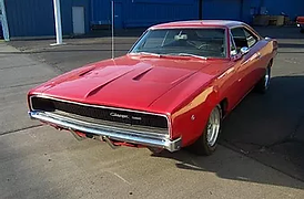Bob & Pam Emigh 1968 Dodge Charger.webp