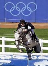Equestrian in Pentathlon