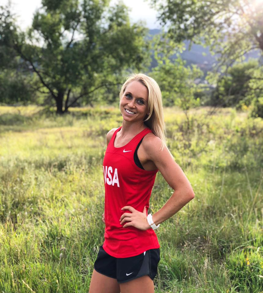 Sammy Atcherberg is off to the Olympics