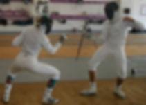 Elaine Cheris Fencing
