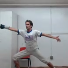 The Lunge by Barrett at Cheyenne Fencing